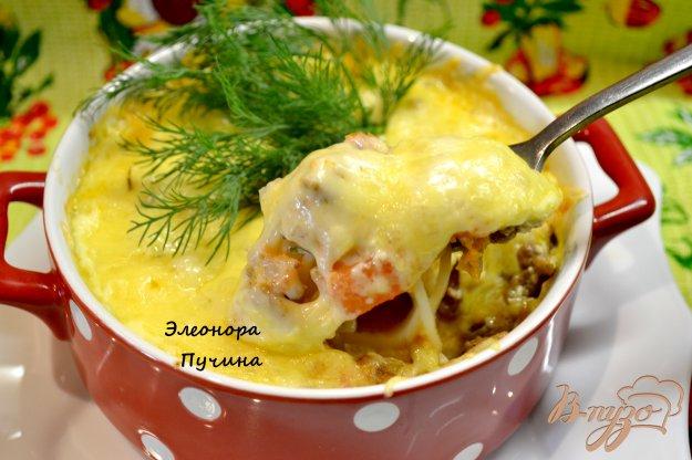 Рецепт Запеканка из спагетти.