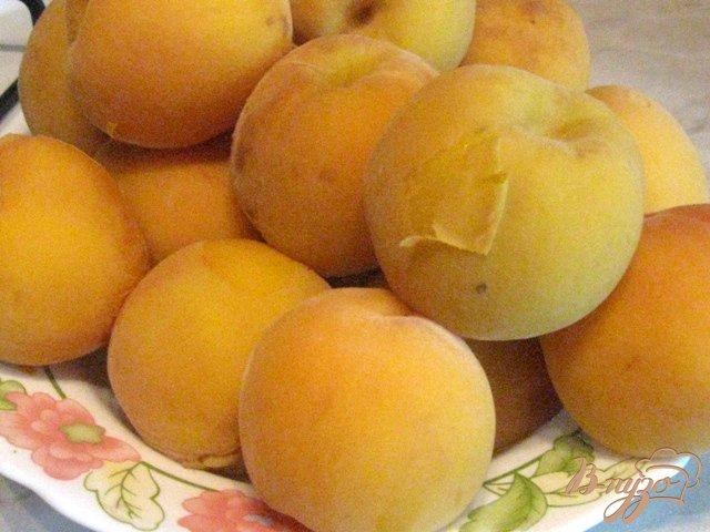 Фото приготовление рецепта: Персики консервированные шаг №3