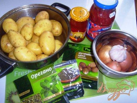 Картофель по-итальянски