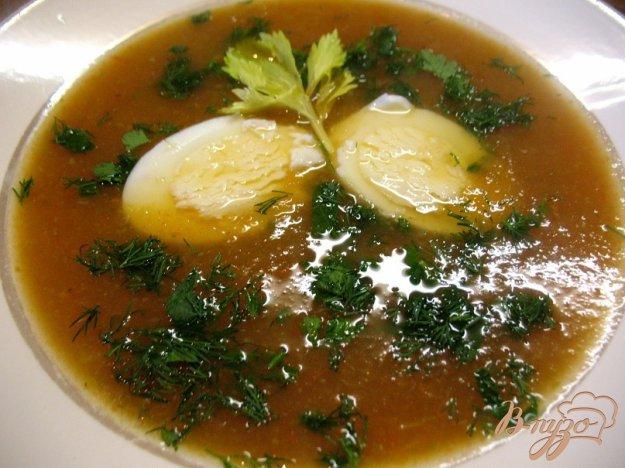 фото рецепта: Летний суп.