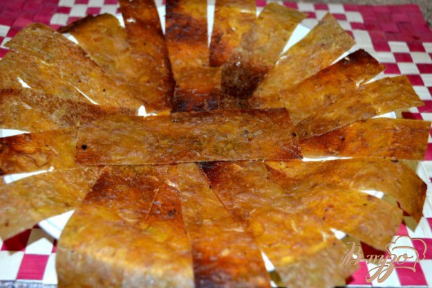 Рецепт Пастила из яблок.