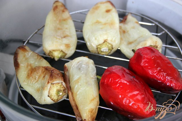 Фото приготовление рецепта: Крем-суп из запечёных овощей. шаг №1