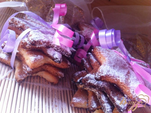 фото рецепта: Печенье марципановое