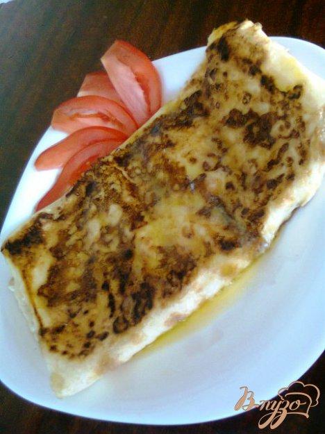 Рецепт Быстрый завтрак из лаваша.