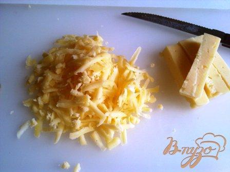 Котлетки из картофеля с сыром