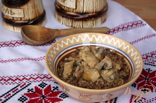 Рецепт Свинина по-деревенски