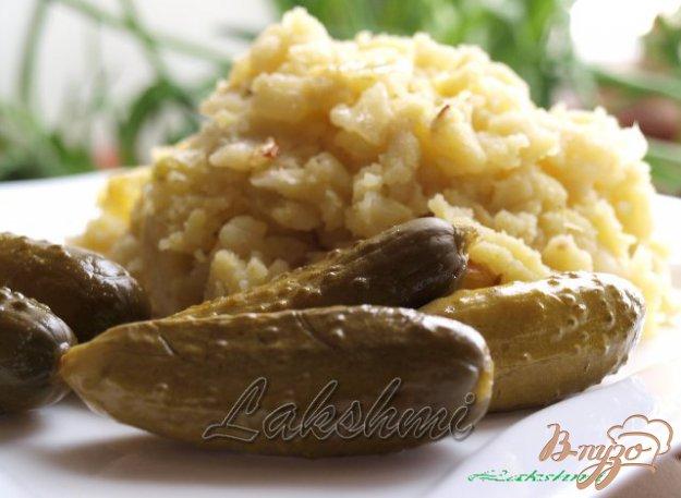 Рецепт Картофельное пюре на индийский манер