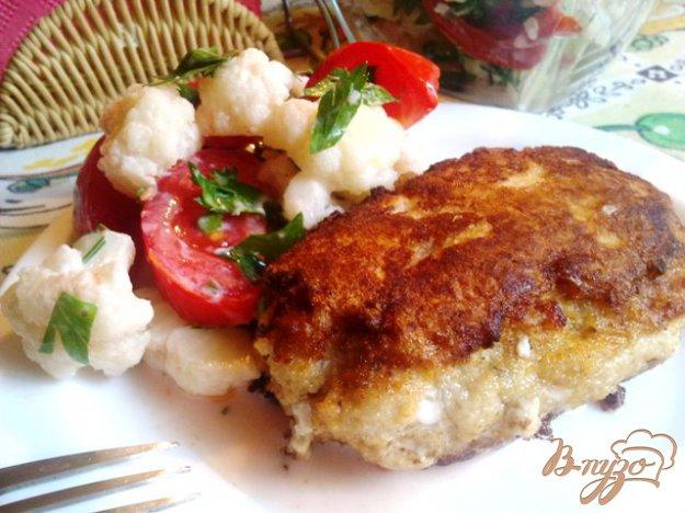 Рецепт Зразы из рыбы