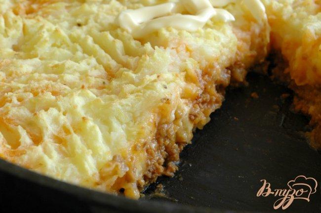 Фото приготовление рецепта: Английский шепардский пирог шаг №4