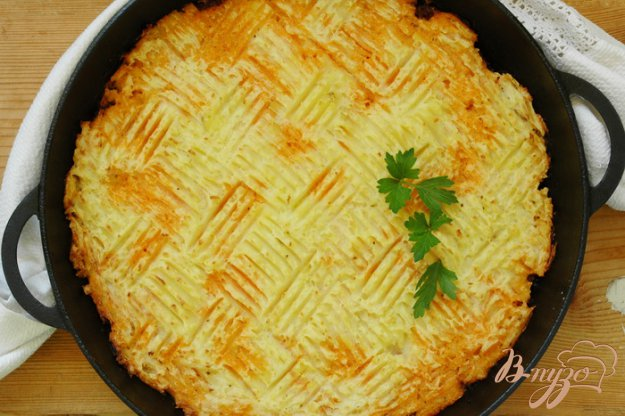 Рецепт Английский шепардский пирог
