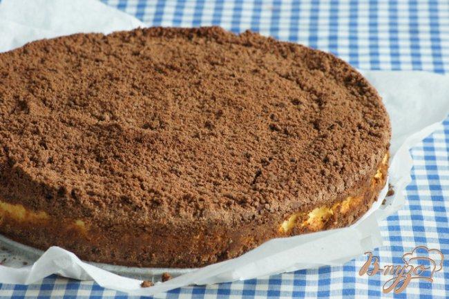 Фото приготовление рецепта: Торфяной пирог шаг №5