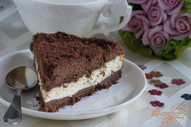 Рецепт Торфяной пирог