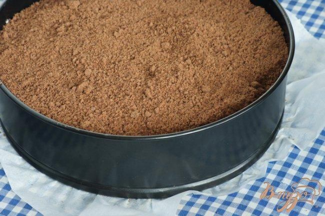 Фото приготовление рецепта: Торфяной пирог шаг №4