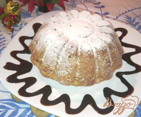 Рецепт Орехово-лимонный кекс