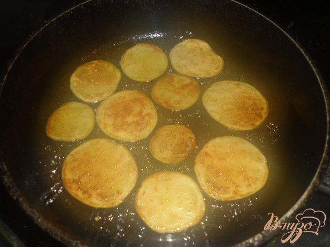 Фото приготовление рецепта: Баклажанная закуска шаг №6