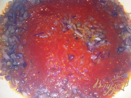 Соус помидорный к тортеллини