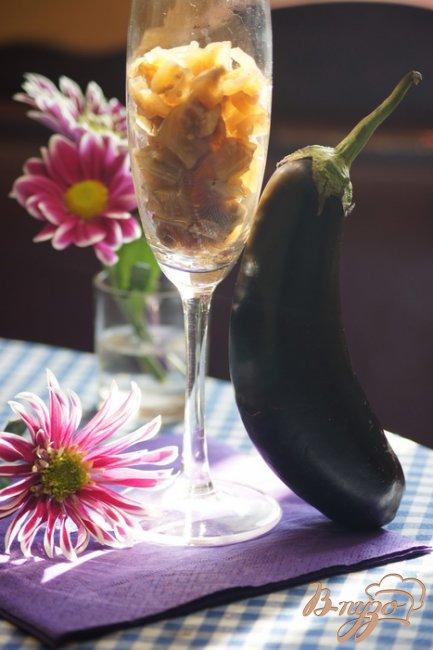 Фото приготовление рецепта: Цукаты из баклажанов шаг №3