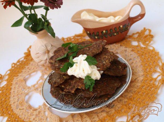 Рецепт Оладьи из баклажанов