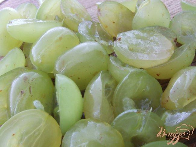 Фото приготовление рецепта: Мармелад из лимонов и винограда шаг №2