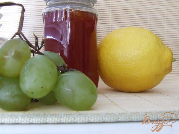 Рецепт Мармелад из лимонов и винограда