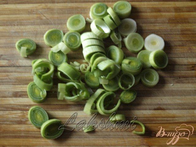 Фото приготовление рецепта: Орзотто с шампиньонами и тыквой шаг №1