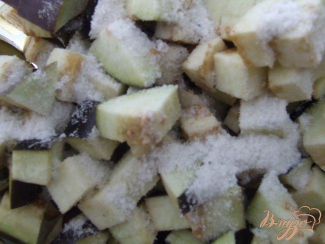 Фото приготовление рецепта: Икра из баклажанов шаг №1