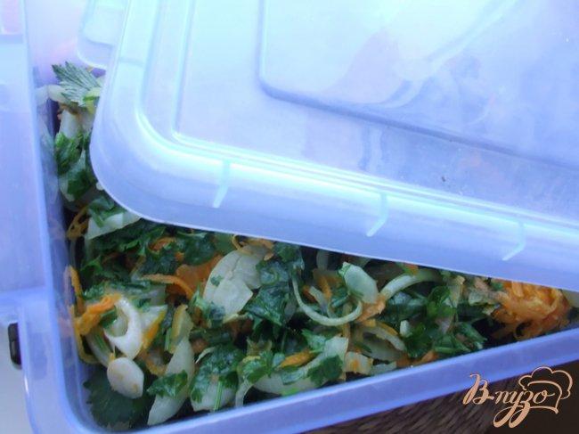 Фото приготовление рецепта: Фаршированные баклажаны шаг №4