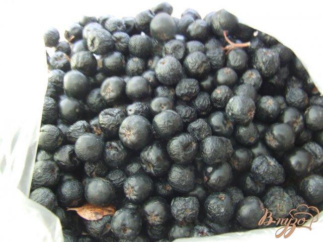Фото приготовление рецепта: Джем из черноплодной рябины шаг №1