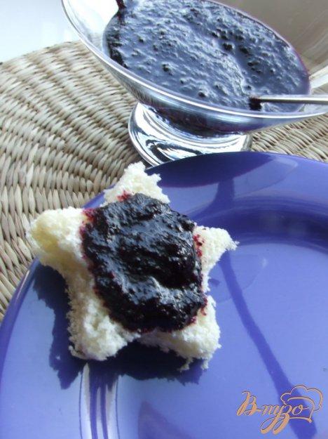 Рецепт Джем из черноплодной рябины