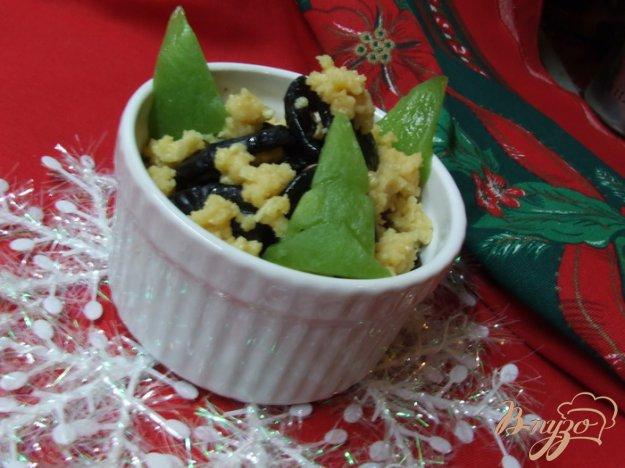 Рецепт Чернослив с грецкими орехами под белым шоколадом
