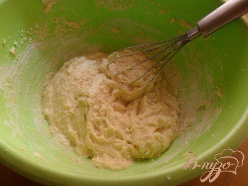 Кексы со сливами