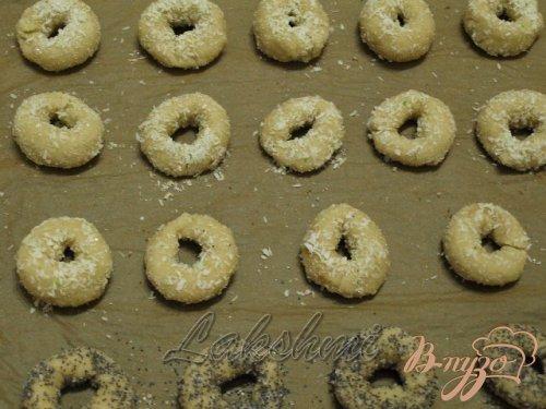 Быстрое сахарное печенье