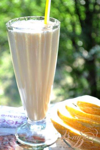 Молочный коктейль с дыней