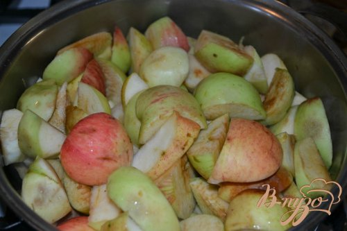 Пастила из яблок.
