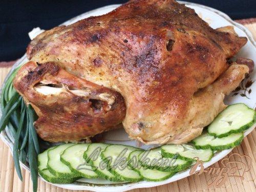 Курица медленного томления