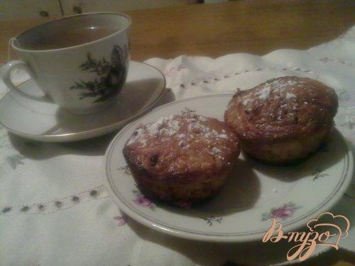 Овсяно-яблочные булочки