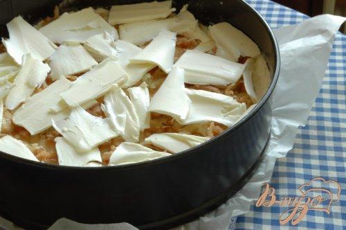 Варшавский яблочный пирог