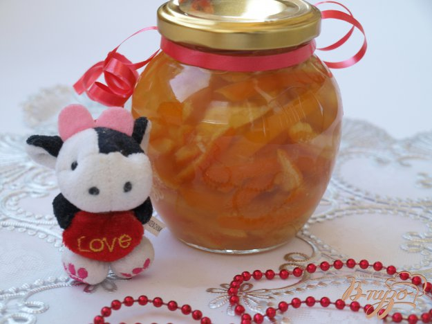 Рецепт Быстрые цукаты из цитрусовых