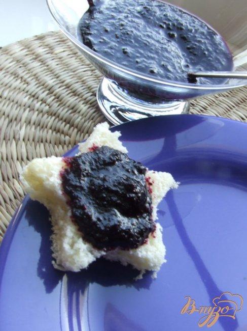 Фото приготовление рецепта: Джем из черноплодной рябины шаг №4