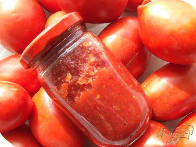 Фото приготовление рецепта: Кетчуп по-домашнему шаг №4