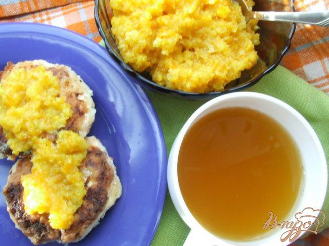 Фото приготовление рецепта: Апельсиновый джем с цедрой шаг №5