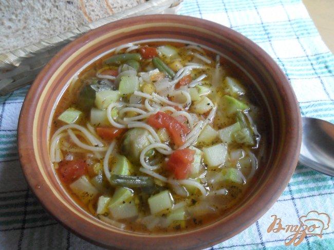 Фото приготовление рецепта: Суп