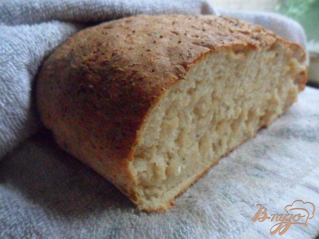Рецепт Хлеб с рикоттой и пряными травами