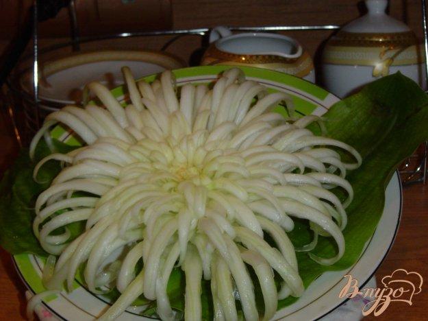Рецепт Хризантема из пекинской капусты
