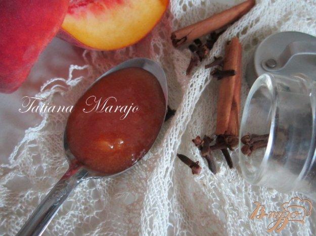фото рецепта: Персиковый конфитюр с пивом