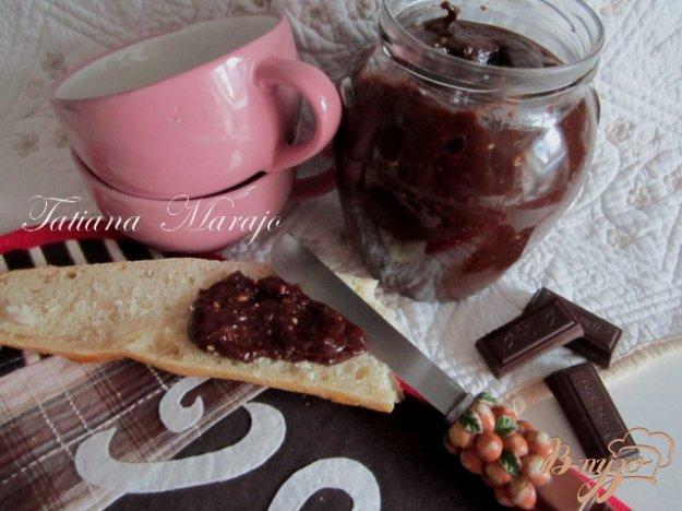 фото рецепта: Шоколадная паста с лесными орехами