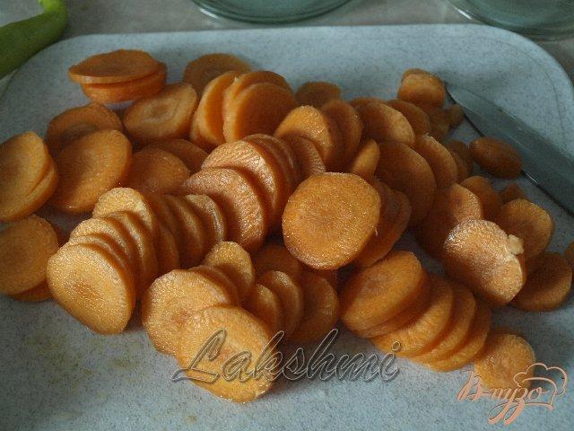 Фото приготовление рецепта: Закусочные кабачки шаг №1