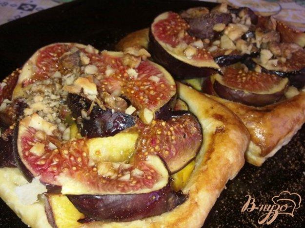 Рецепт Пирожное фруктовое