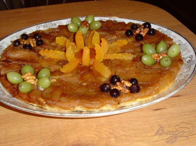 фото рецепта: Пирог яблочный
