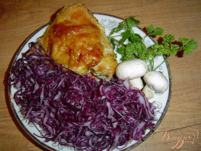 Фото приготовление рецепта: Капуста квашеная шаг №3